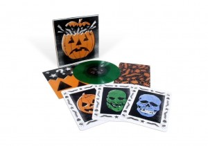 JOHN CARPENTER with ALAN HOWARTH Halloween III - Season Of The Witch (COLOR VINYL)