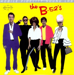 The B-52's (MOFI 1-004 numbered LP)