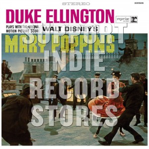 DUKE ELLINGTON Plays With The Original Motion Picture Score Mary Poppins (BLACK FRIDAY 2018)