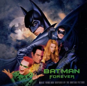 BATMAN FOREVER (2xLP OST)