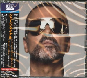 GEORGE MICHAEL Listen Without Prejudice +MTV Unplugged JAPAN (SICP-31004)