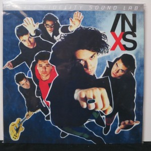 INXS X - mfsLAB numbered 180g limited (MOFI 1-042)