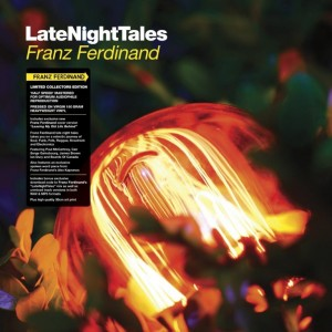 FRANZ FERDINAND Late Night Tales 2xLP VIRGIN 180g VINYL +art print