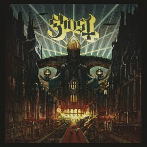 GHOST Meliora - winyl LP + booklet