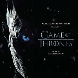 RAMIN DJAWADI Game of Thrones Season 7 GRA O TRON (numbered/ multicolor)