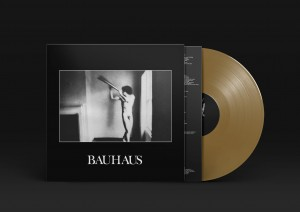 BAUHAUS In the Flat Field (Bronze Vinyl)