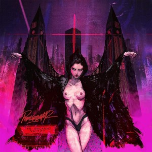 PERTURBATOR The Uncanny Valley - 2xLP 180g