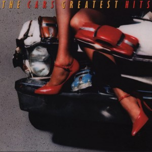 THE CARS Greatest Hits - 180g HQ LP (FRM60464)