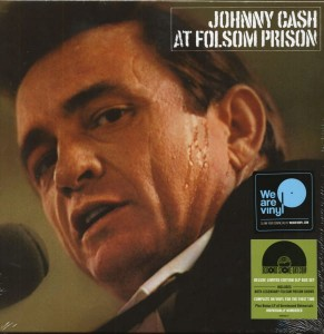 RSD18 JOHNNY CASH At Folsom Prison (5xLP BOX)