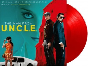 DANIEL PEMBERTON The Man From U.N.C.L.E. COLOURED 2xLP MOVATM056