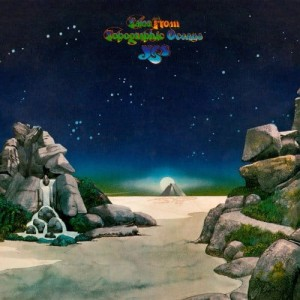 YES Tales from Topographic Oceans - US 2011 2xLP