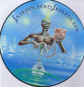 IRON MAIDEN Seventh Son Of A Seventh Son PICTURE DISC (5099997295617)