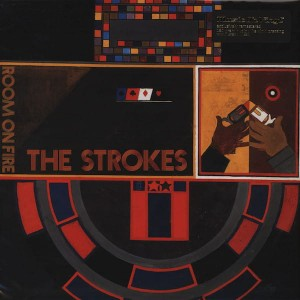 THE STROKES Room On Fire - 180g LP (MOVLP884)