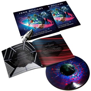 JOHN WILLIAMS A Life In Music (COSMIC COLORED VINYL)