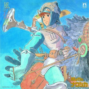 JOE HISAISHI Nausicaa of the Valley of Wind: Symphony Version (TJJA-10010)