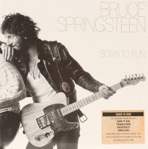 RSD15 BRUCE SPRINGSTEEN Born To Run -remastered 180g LP