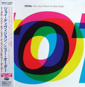 FROM JOY DIVISION TO NEW ORDER Total JAPAN CD (WPCR-14183)