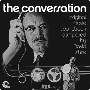 DAVID SHIRE The Conversation (OST)