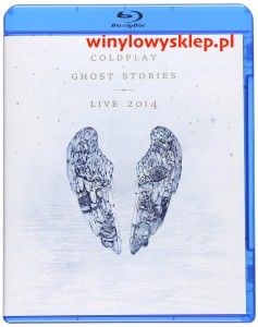 COLDPLAY Ghost Stories Live 2014 Blu-ray +CD JAPAN WPZR-90085