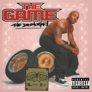 THE GAME The Documentary 2xLP 3D Lenticular Cover