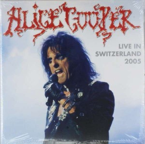 RSD14 ALICE COOPER Live In Switzerland 2005 At Montreaux - 2LP