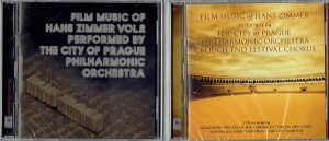The City Of Prague Philharmonic Film Music Of Hans Zimmer Vol.1+2 - 4xCD (SILCD1238 + SILCD1362)