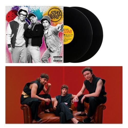 Popstar Never Stop Never Stopping 2xLP (Style Boyz OST)