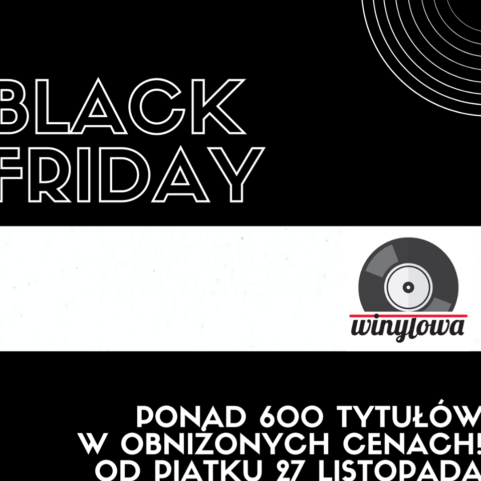 WINYLOWY Black Friday